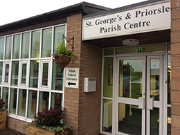 Outside view of St George's & Priorslee Parish Council